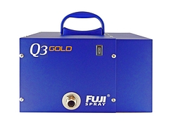Fuji Q3 Gold Quiet Turbine