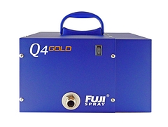Fuji Q4 Gold Quiet Turbine